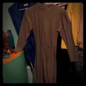 Gray dress by Tildon size small